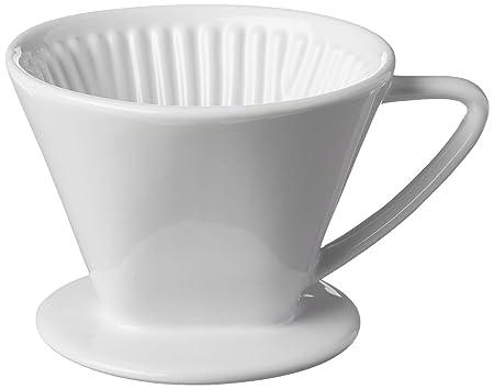 Frieling USA 105162 - Cafetera italiana de porcelana, color ...