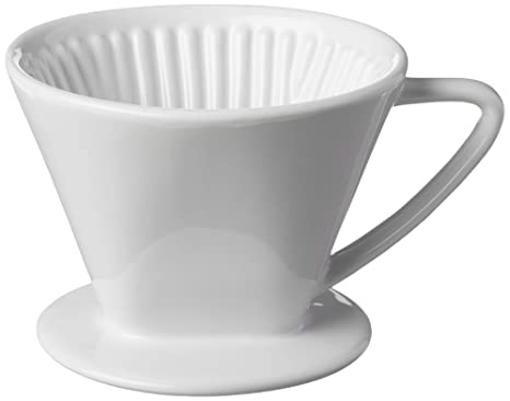 Frieling USA 105162 - Cafetera italiana de porcelana, color ...