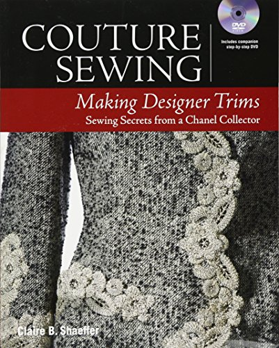 Couture Sewing: Making Designer - Best Seller Chanel