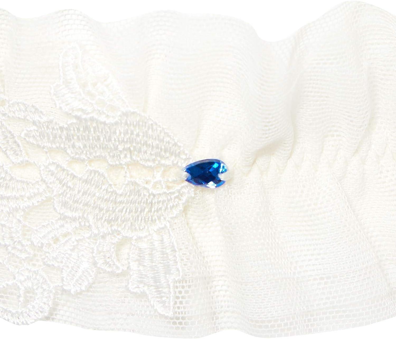 Lovable Elegant Ivory Giarrettiera Donna