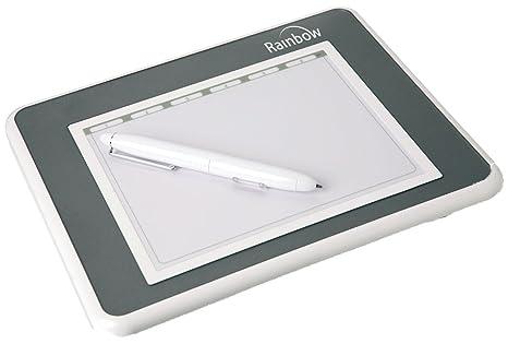 Rainbow RBW TABLET tableta digitalizadora 2000 líneas por ...