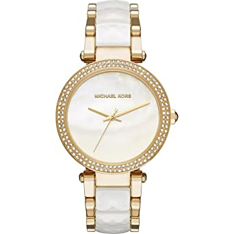 90bbc42a6 Michael Kors MK6400 For Women-Analog, Casual Watch: Amazon.ae
