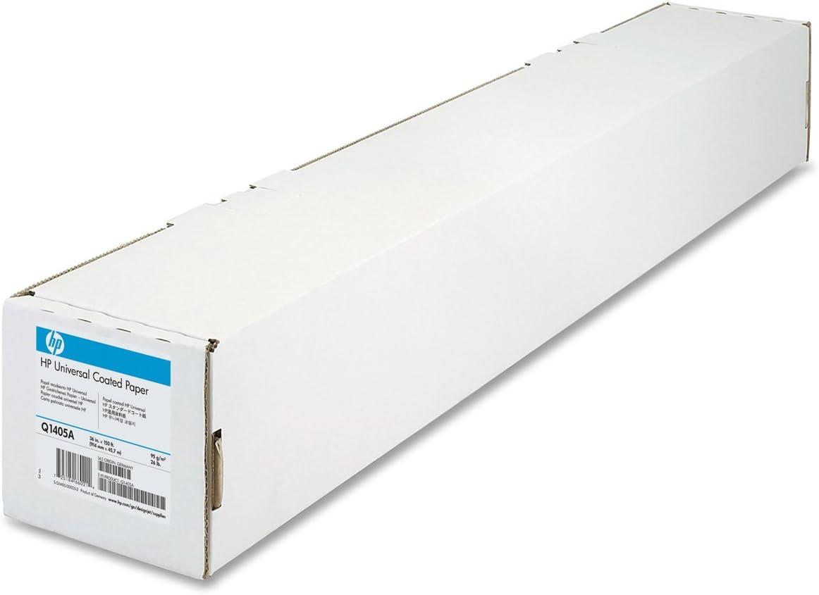 HP Q1405A - Papel para plotter: Amazon.es: Oficina y papelería