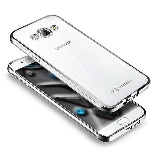 3 opinioni per Custodia Cover Samsung Galaxy J7 2016 silicone,Ukayfe Ultra Slim Custodia Cover