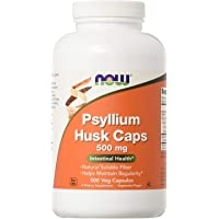 PSYLLIUM HUSK CAPS 500 mg - 500 veg kepsar