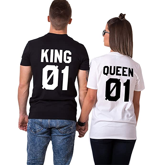Camisetas queen king