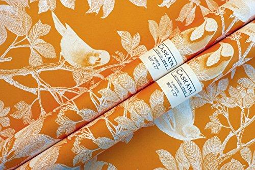 Shine Gift (Caskata Studio Rolled Gift Wrap, Aviary Sunshine)