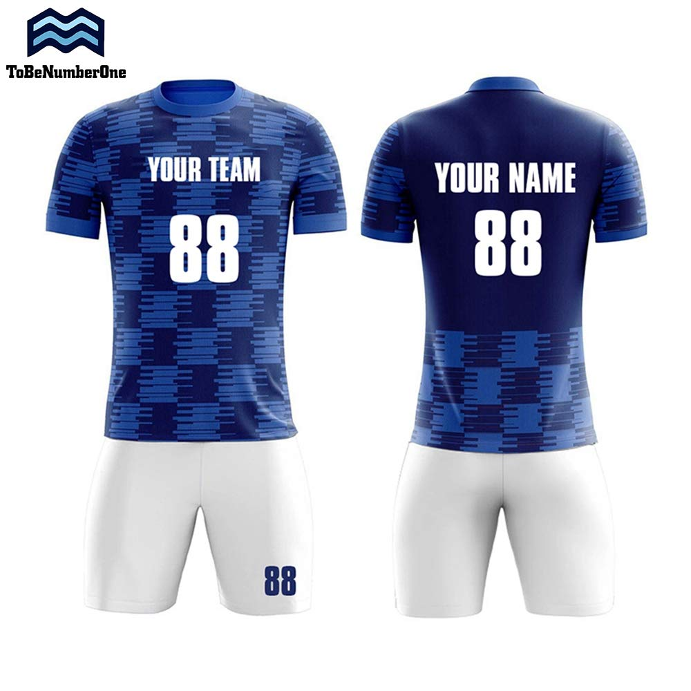 Amazon.com: Custom Sportswear 2018-2019 - Juego de camisetas ...