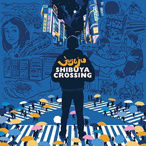 Shibuya Crossing [Explicit]
