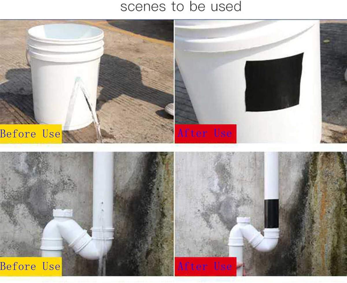 Cinta adhesiva de fibra resistente al agua para evitar fugas Luchang 1 unidad Width 100 1Pcs autoadhesiva