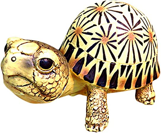 AZXAZ Terrario Paisaje Mini Tortuga Modelo de Resina Tortuga Miniatura Decoración DIY Artificial Jardín Ornamento Decoración Hogar Acuario Pecera Accesorios, B: Amazon.es: Hogar