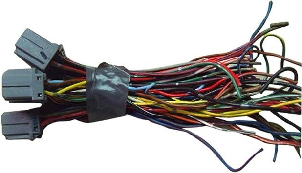 Amazon.com: EX-5 Controller Connector Wire Harness Plug - SINOCMP Excavator  Controller Connector Wireharness Plug for Hitachi EX-5 Controller Parts, 3  Month Warranty: AutomotiveAmazon.com