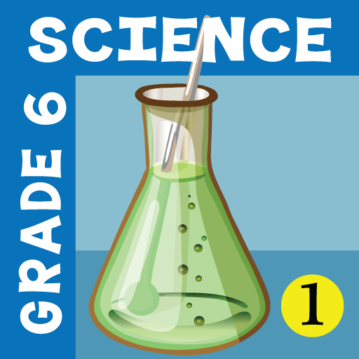 6th Grade Science Glossary # 1 : Learn and Practice Worksheets for home use and in school classrooms