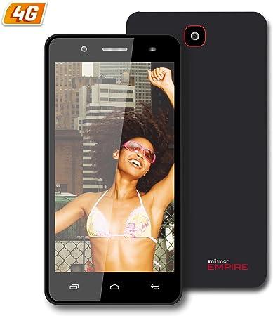 Wolder miSmart Empire - Smartphone Libre de 5