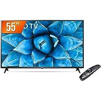 "Smart TV LED 55"" 4K UHD LG 55UN731C, 3 HDMI, 2 USB, Wi-Fi, Assistente Virtual e Bluetooth"