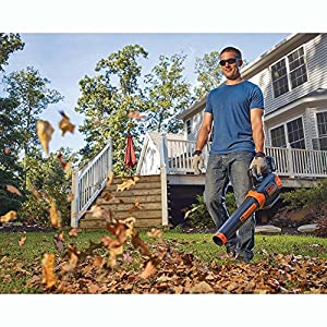 BLACK+DECKER LSW60C 60V Max Power Boost Blower