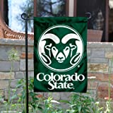 CSU Rams Garden Flag and Yard Banner