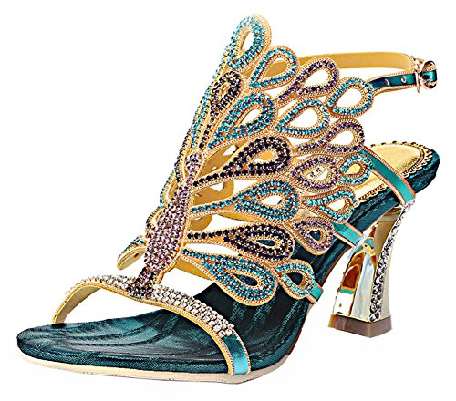 honeystore-womens-rhinestone-peacock-handmade-wedding-sandals-blue-5-bm-us