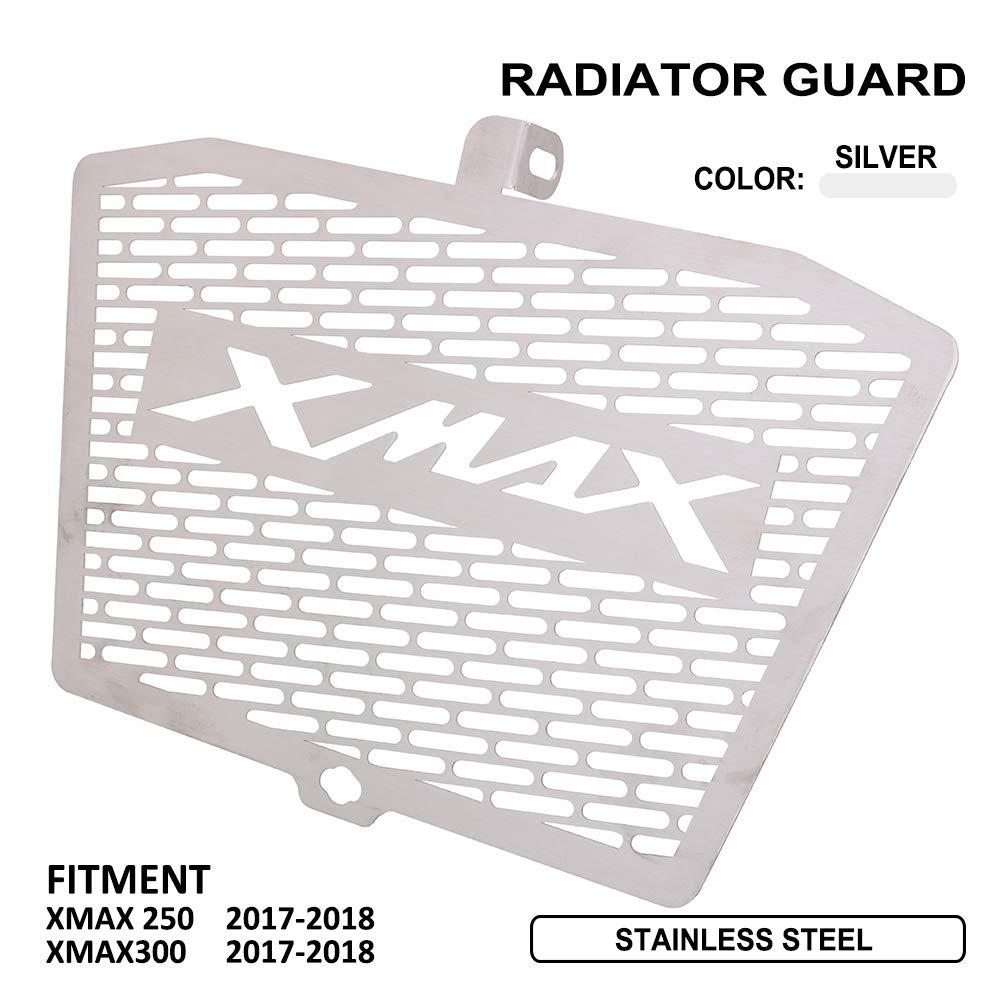 Protezione per radiatore da Corsa per Yamaha Xmax 250//300 2017-2018 AnXin