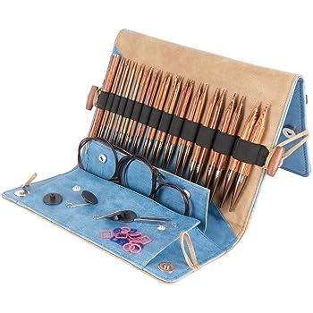 Knitter's Pride Interchangeable Needles Ginger Deluxe Set