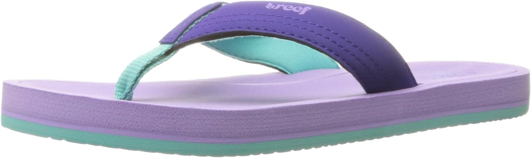 Reef Girls' Little Splash Sandal bDVr0HiT