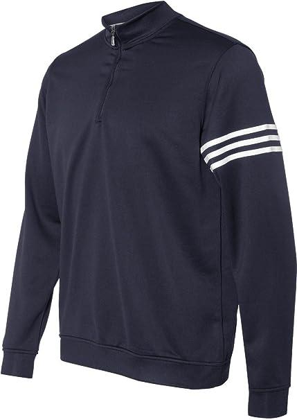 09c3b6a817696 adidas Golf Men's 3-Stripes Layering Top