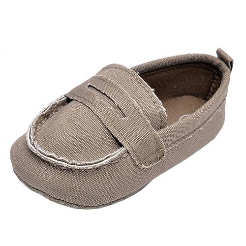 Matt Keely Zapatos Primeros Pasos Para Niño Niñito Mocasines: Amazon.es: Zapatos y complementos