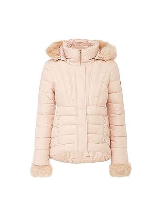 Guess Allegra Reversible, Manteau Femme  Amazon.fr  Vêtements et ... 88c944f1ac9