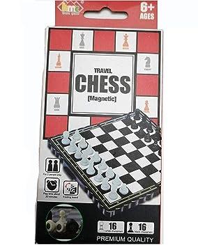 Nilkanth Toys Magnetic Pocket Chess