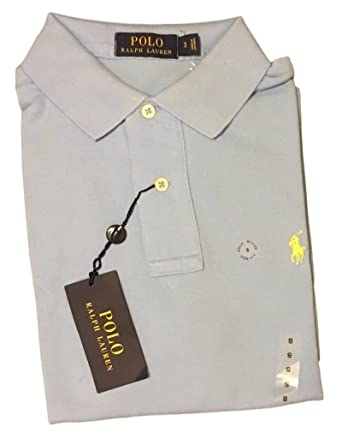 a053df4ad1 Ralph Lauren Polo Men's Classic-Fit Mesh Polo at Amazon Men's ...