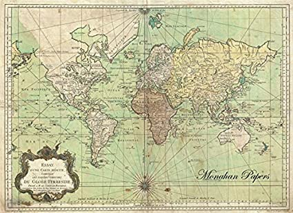 Amazon paper placemats table mats table decor pk 50 world map paper placemats table mats table decor pk 50 world map gumiabroncs Gallery