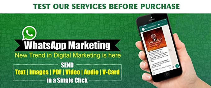 WhatsApp marketing Software & All Social Media Data Extract