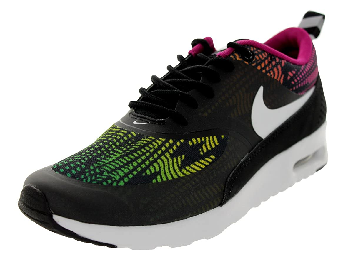 Nike – Wmns Air Max Thea Print Womens Shoes Blackwhite