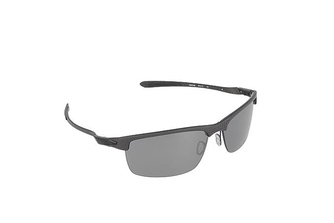 Gafas de Sol Oakley OO9174 CARBON BLADE MATTE/ SATIN BLACK: Amazon ...