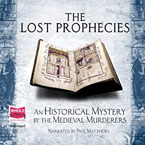 The Lost Prophecies Hörbuch