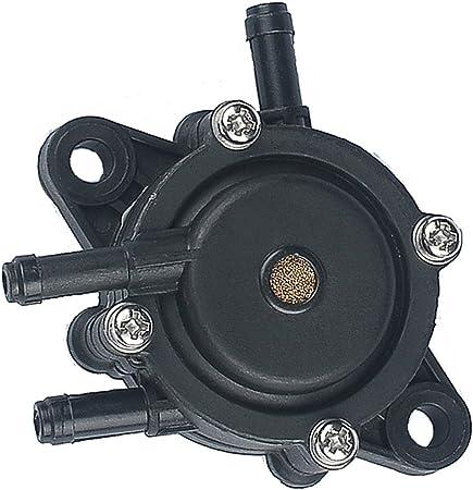 FUEL PUMP fits Briggs /& Stratton 28P777 28Q777 28S707 28S777 Lawn Tractor Engine