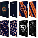Official NFL 2017/18 Chicago Bears Leather Book Wallet Case Cover For Samsung Galaxy Tab A 8.0