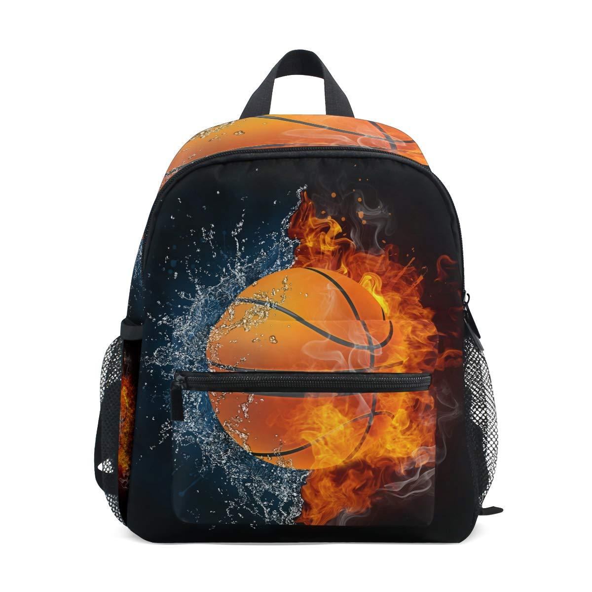 DOSHINE Mochila para niños pequeños, balón de Baloncesto, Deporte ...