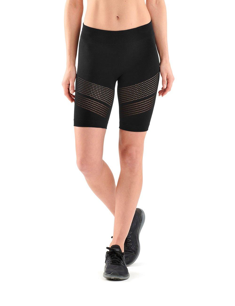 Skins Damen DNAmic Seamless Square Shorts