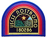 Unknown Alien Movie U.S.C.S.S. Nostromo Crew Logo Patch
