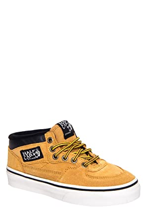 1f5a8b8305d6e1 Vans Children s Half Cab Hiker Suede   Tan Lace Up-Tan-2 (Older)   Amazon.co.uk  Shoes   Bags