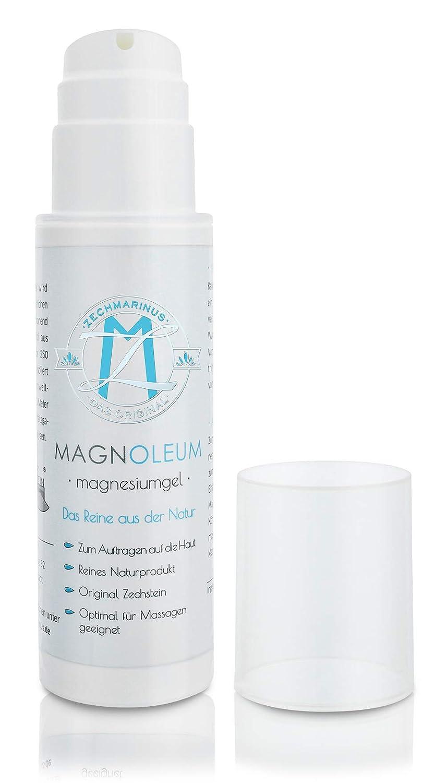 Original ZECH piedra magnesio Gel - El pfle gegel para el cuerpo. El gel con 30% Cloruro de magnesio. Sin künstl. Aroma de y conservantes: Amazon.es: ...