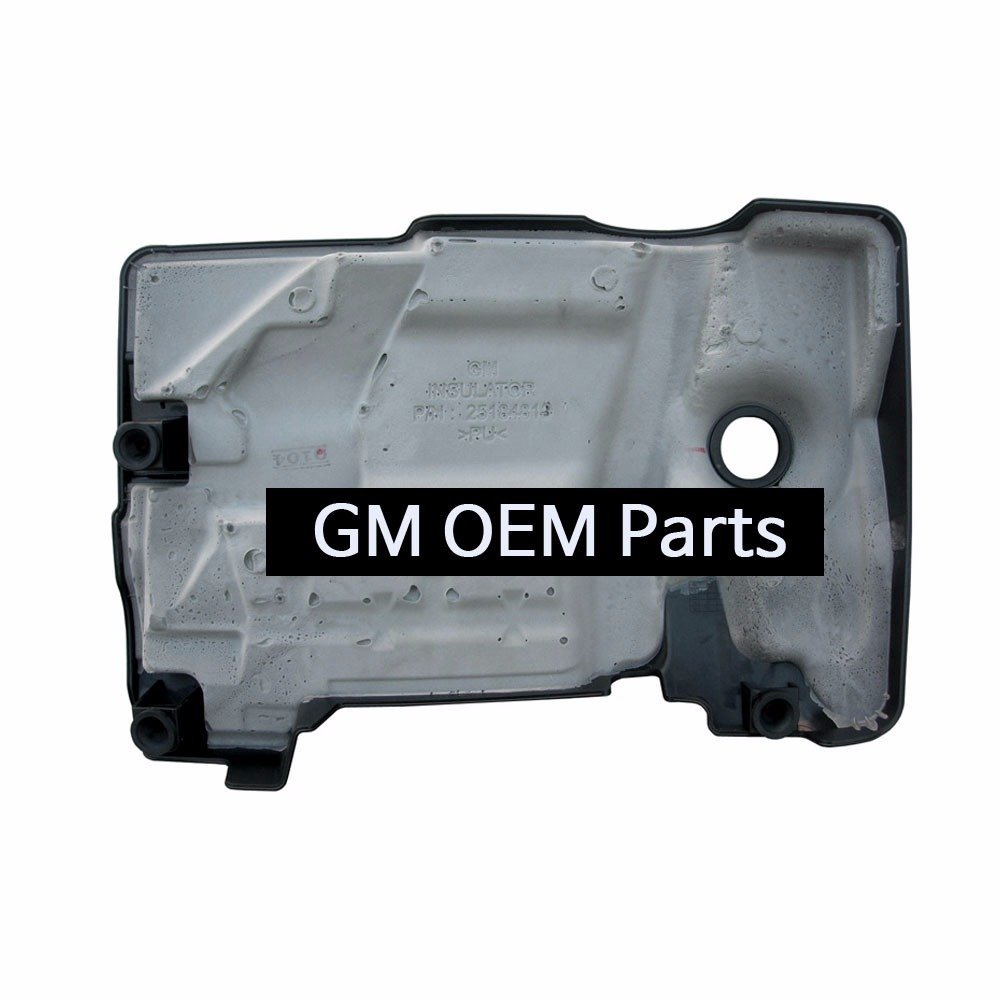 Amazon.com: TURBO Diesel Engine Cover Shield For GM Chevrolet Captiva 2013+ OEM Parts: Automotive