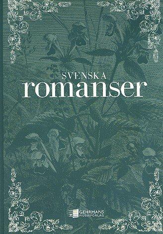 Svenska romanser Anders Annerholm