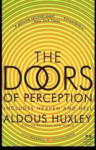 The 7 best doors of perception huxley 2019