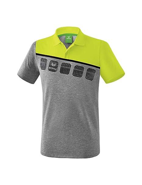 Erima GmbH 1111908 Polo de Tenis, Unisex niños: Amazon.es ...