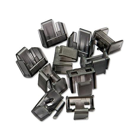 Amazon Com Lindy 20 X Rj45 Port Blockers 40471 Computers