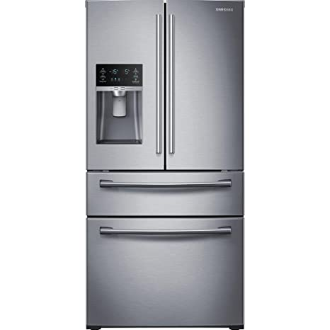 Merveilleux SAMSUNG RF28HMEDBSR French Door Refrigerator, 28 Cubic Feet, Stainless Steel
