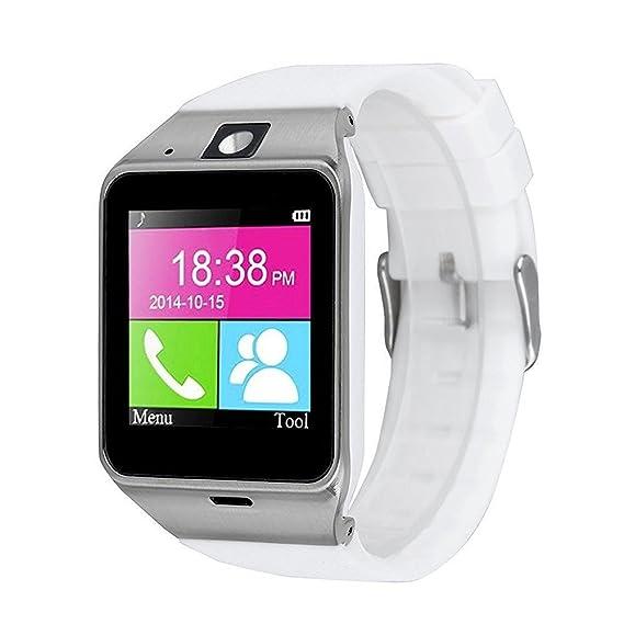Amazon.com: DZ09 Smart Watch with Camera Bluetooth ...