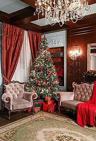 Amazon.com : Baocicco 8x10ft Christmas Decoration Luxury ...